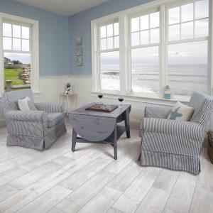 Sea view from window | Thornton Flooring