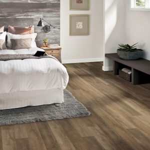 Bedroom Vinyl flooring | Thornton Flooring