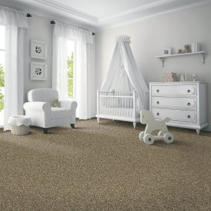 Baby room grey Carpet | Thornton Flooring