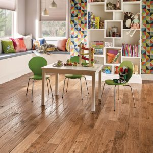 Hickory solid Hardwood | Thornton Flooring