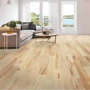 Sea view from window | Thornton Flooring