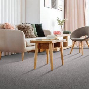 Living room grey Carpet | Thornton Flooring