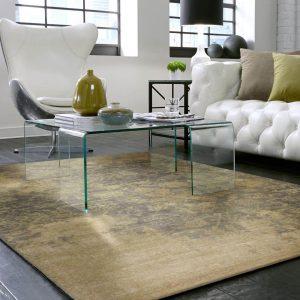 Area Rug in living room   Thornton Flooring