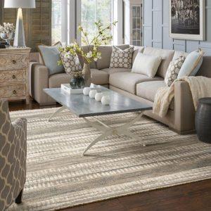 Modern living room   Thornton Flooring