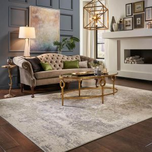 Living room Area Rug | Thornton Flooring
