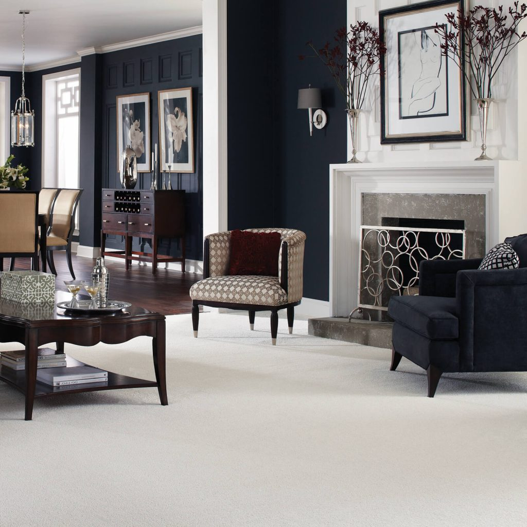 White Carpet | Thornton Flooring