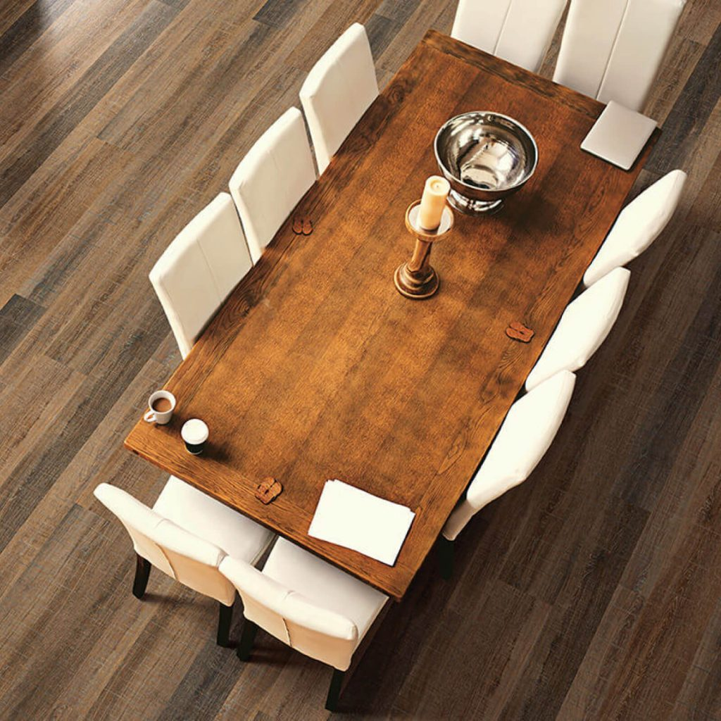 Dining room Flooring | Thornton Flooring