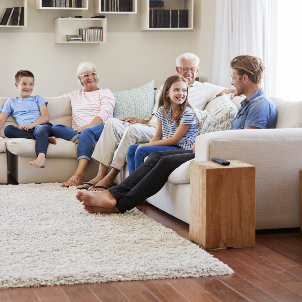 Family get together | Thornton Flooring