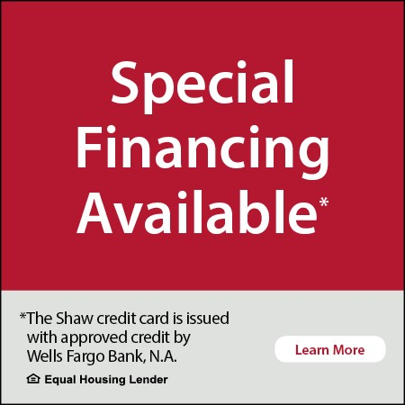 Special Financing | Thornton Flooring