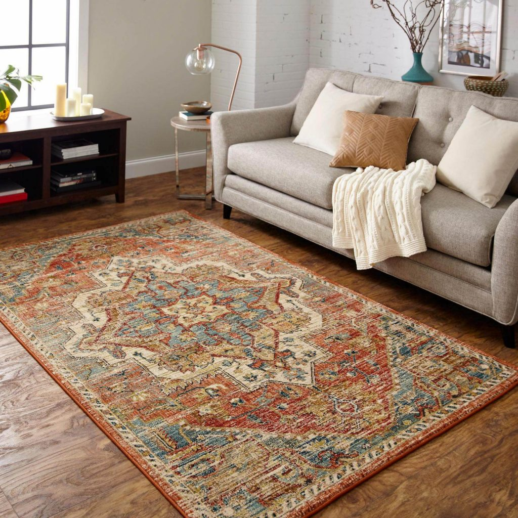 Select a Rug for Your Living Area | Thornton Flooring