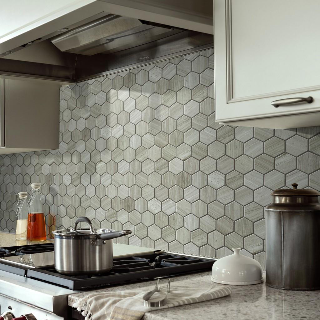 Natural Stone in the Kitchen | Thornton Flooring